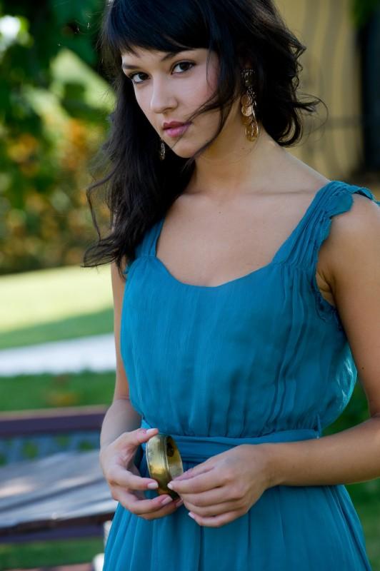 Marta Gastini (foto di Emiliano Boga)