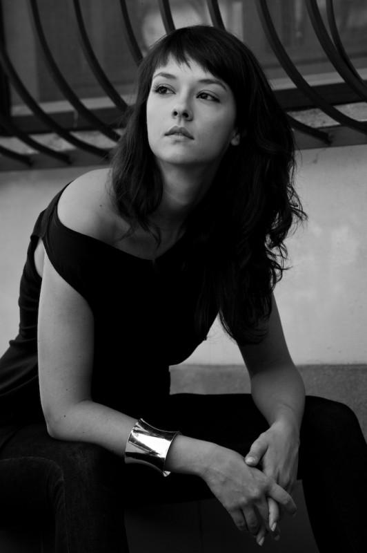 Marta Gastini (fotografia di Emiliano Boga)