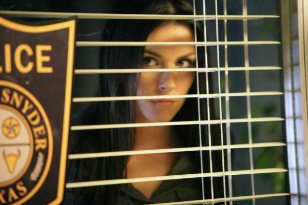 Taylor Cole nell'episodio Casualties of War di The Event