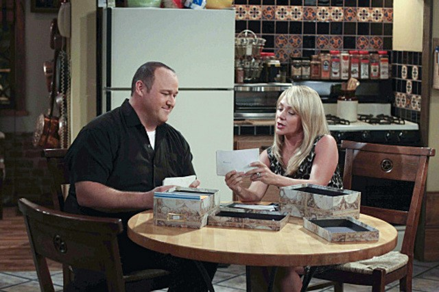 Will Sasso e Nicole Sullivan nell'episodio Code Ed di $#*! My Dad Says