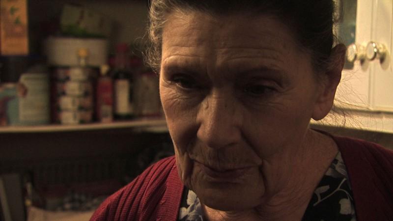 Ana Ofelia Murguía in una immagine del film Las buenas hierbas