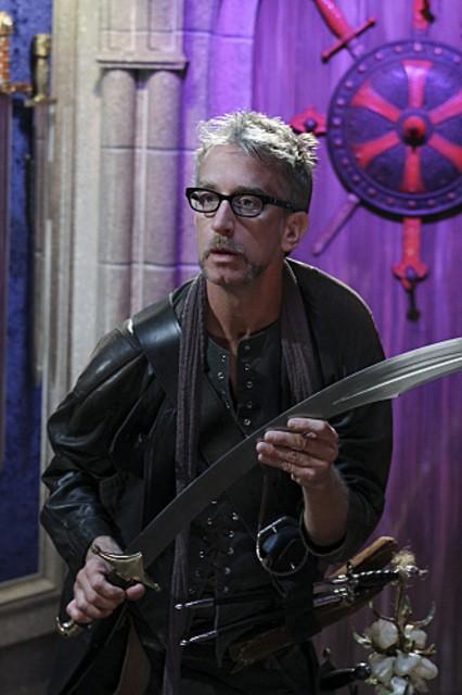 Andy Dick ospite speciale nell'episodio Blood Moon di CSI
