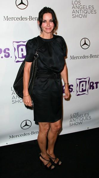Courteney Cox ad un evento a Los Angeles