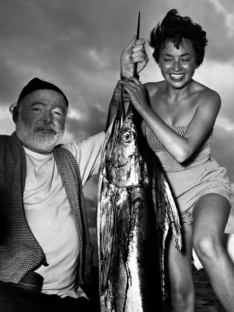 Inge Film: Inge Feltrinelli con Ernest Hemingway