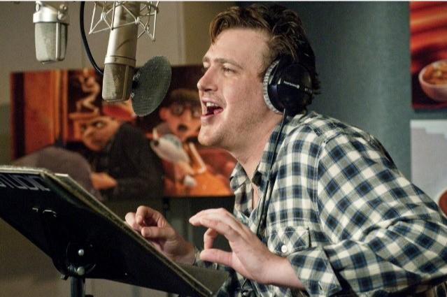 Jason Segel dà la voce a Vector nel film Cattivissimo me