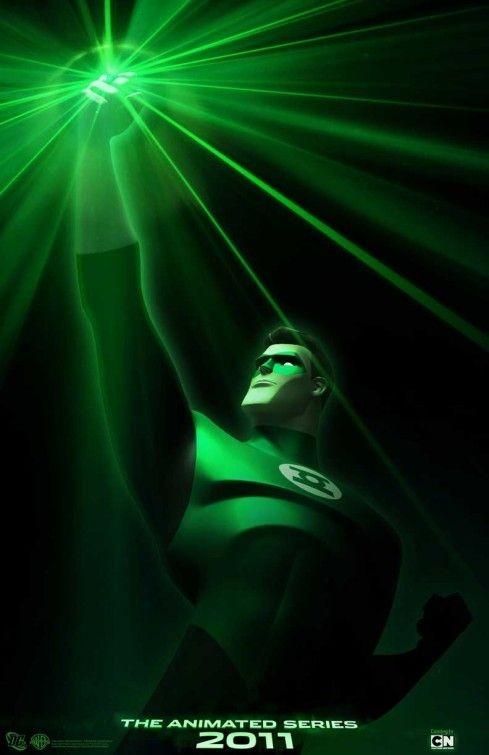 La locandina di Green Lantern: The Animated Series
