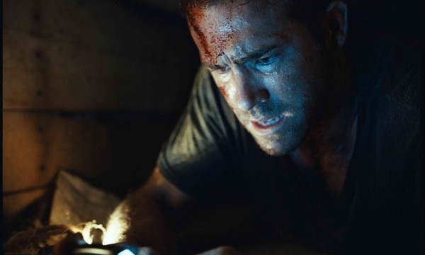 Ryan Reynolds, protagonista del thriller Buried