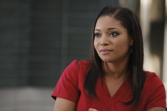 Tamala Jones nell'episodio Punked di Castle
