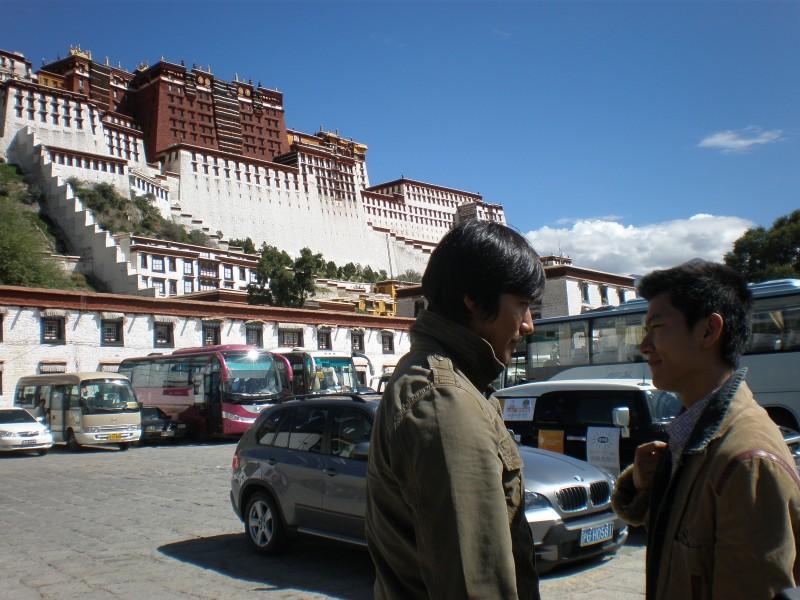 Una immagine del film The Back (Bei Mian, 2010)