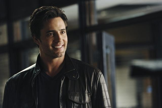 Victor Webster nell'episodio Punked di Castle