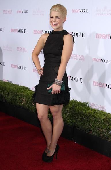 Kelly Osbourne ad un evento mondano