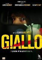 La copertina di Giallo (dvd)