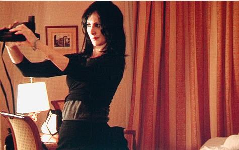 Pia Lanciotti in una scena del film L'estate d'inverno