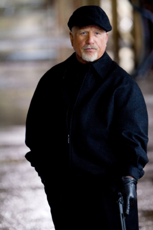 Richard Dreyfuss, killer senza età nel film Red