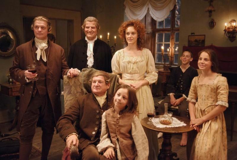 Super Ritratto di famiglia dal film Goethe!: 178860 - Movieplayer.it RT57