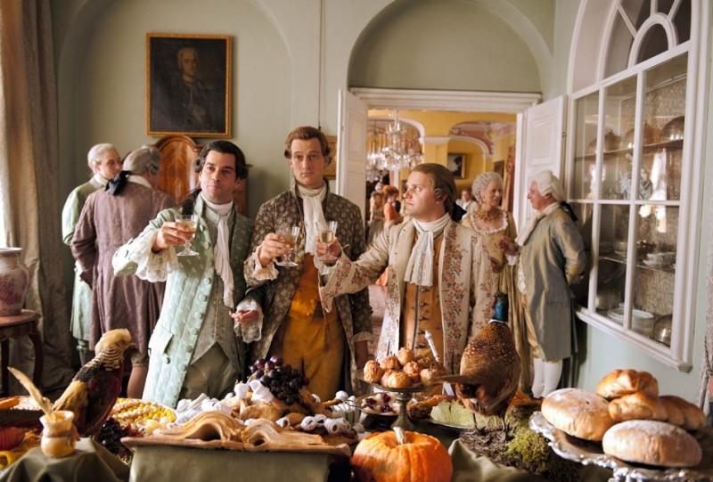 Una sequenza del film Goethe!