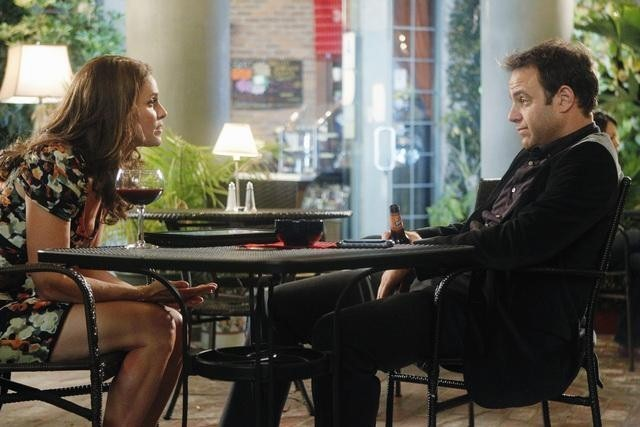 Amy Brenneman e Paul Adelstein in Private Practice nell'episodio All in the Family
