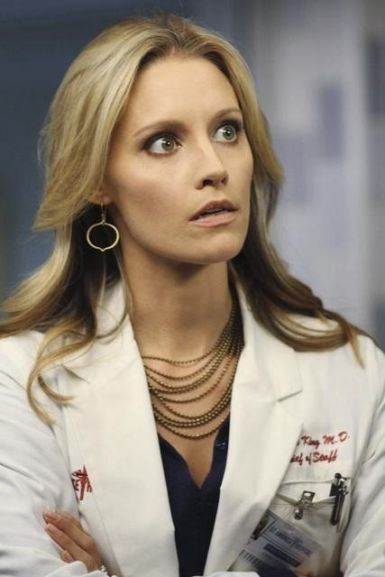 Kadee Strickland in Private Practice nell'episodio In or Out