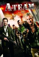 La copertina di A-Team (dvd)