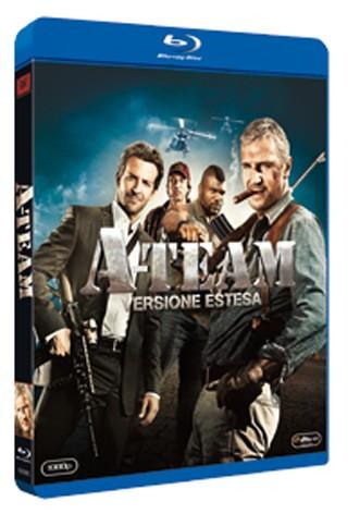 La copertina di A-Team - Versione estesa (blu-ray)