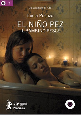 La copertina di El niño pez - Il bambino pesce (dvd)
