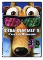 La copertina di L'era glaciale 3 - L'alba dei dinosauri (3D e 2D) (dvd)