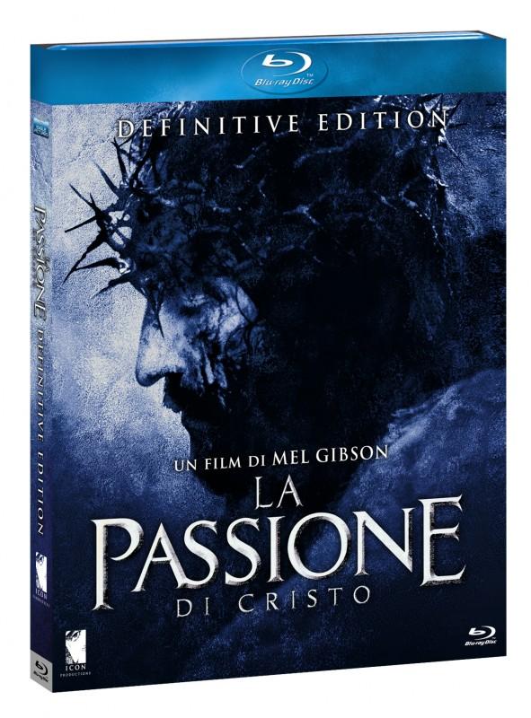 La copertina di La passione di Cristo - Definitive Edition (blu-ray)