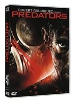 La copertina di Predators (dvd)