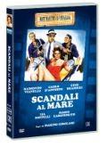 La copertina di Scandali al mare (dvd)