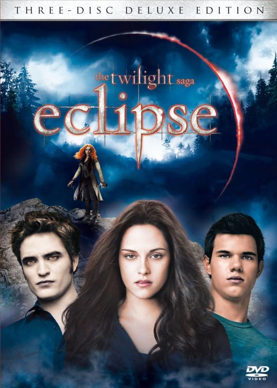 La copertina di The Twilight Saga: Eclipse - Deluxe Edition (dvd)