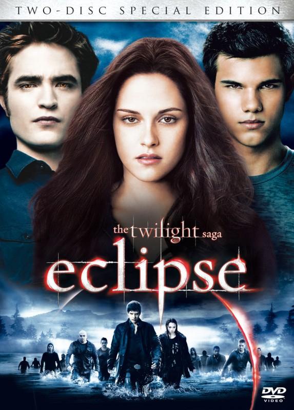La copertina di The Twilight Saga: Eclipse - Special Edition (dvd)