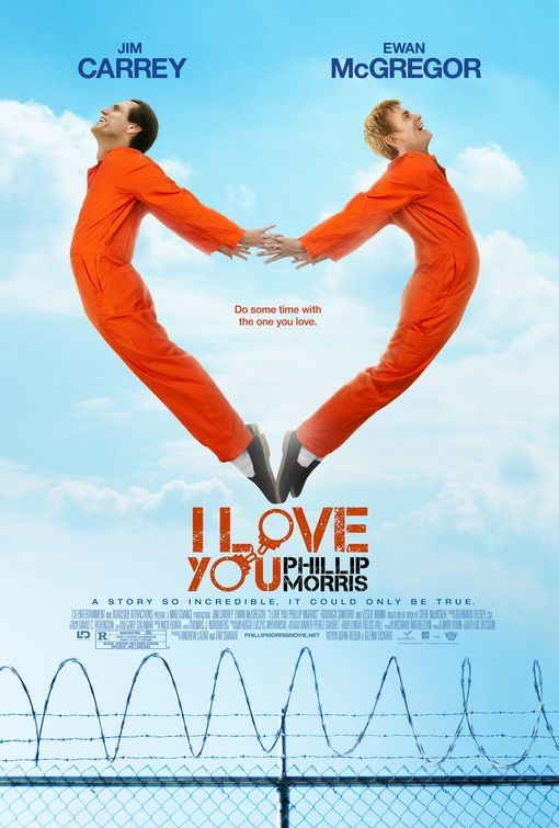 Nuovo poster USA I Love You Phillip Morris