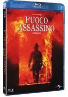 La copertina di Fuoco assassino (blu-ray)