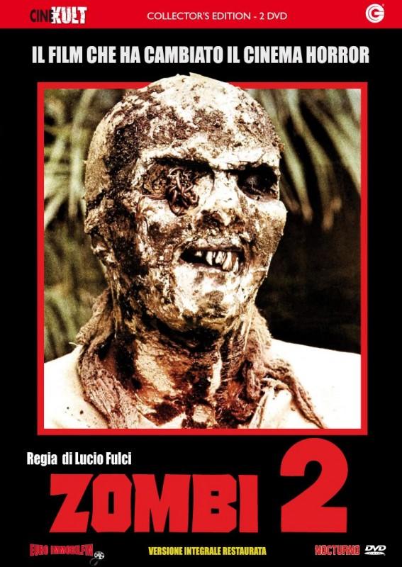 La copertina di Zombi 2 - Collector's Edition (dvd)