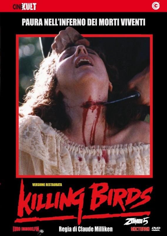 La copertina di Zombi 5 - Killing Birds (dvd)
