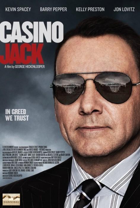 La locandina di Casino Jack