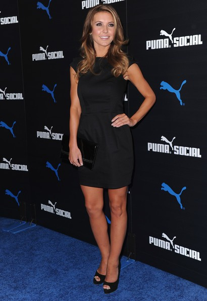 Audrina Patridge al lancio del Social Puma Club Los Angeles, il 13 ottobre 2010