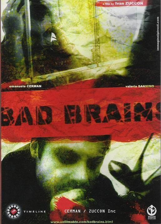 La locandina di Bad Brains