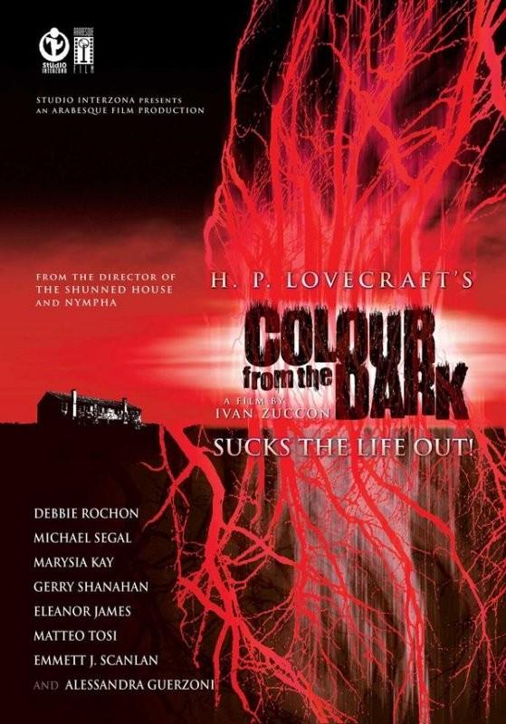 La locandina di Colour from the Dark