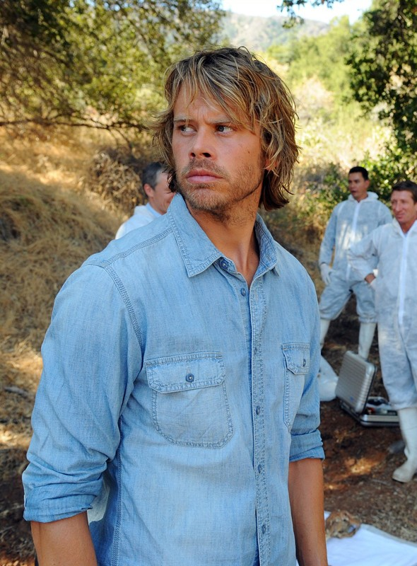 NCIS: Los Angeles: Eric Christian Olsen nell'episodio Little Angels