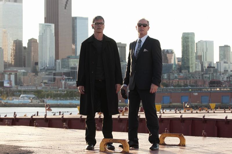 Xander Berkeley interpreta Percy nell'episodio The Guardian di Nikita