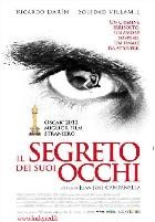La copertina di Il segreto dei suoi occhi (dvd)