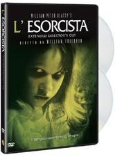 La copertina di L'esorcista - Director's Cut (dvd)