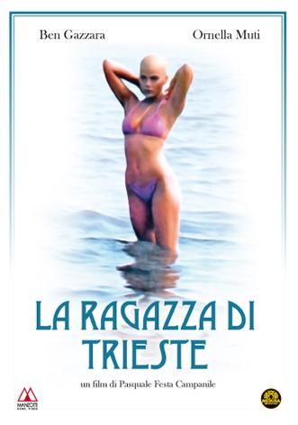 La copertina di La ragazza di Trieste (dvd)