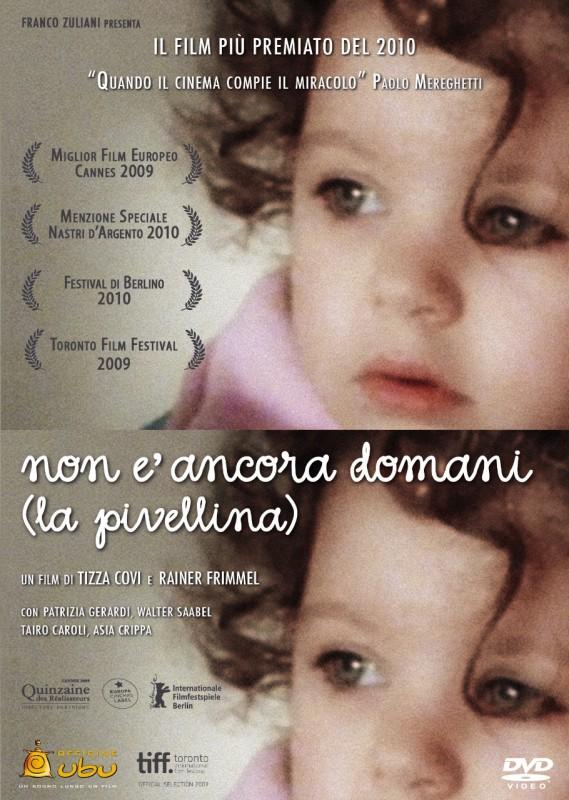 La copertina di Non è ancora domani (dvd)