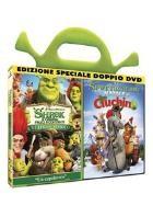 La copertina di Shrek e vissero felici e contenti - Edizione speciale (dvd)