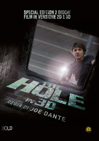 La copertina di The Hole in 3D - Special Edition (dvd)