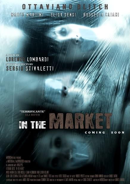 Manifesto dell'horror IN THE MARKET