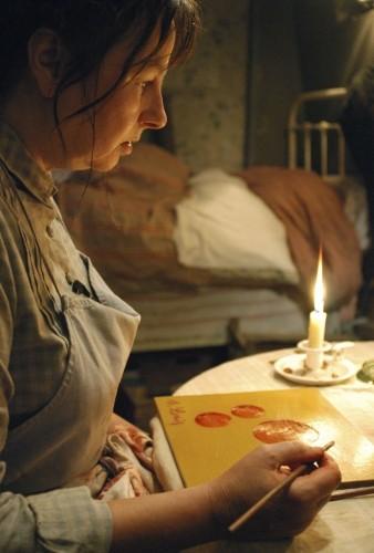 Profilo di Yolande Moreau dal biopic Séraphine