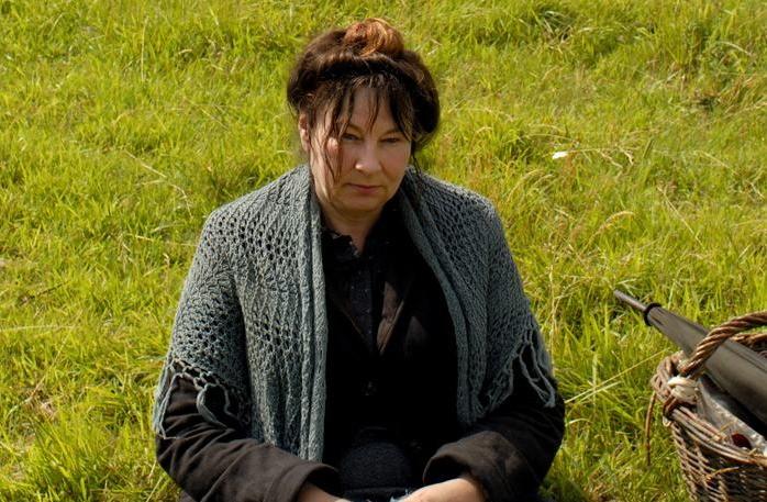 Un'immagine di Yolande Moreau dal biopic Séraphine